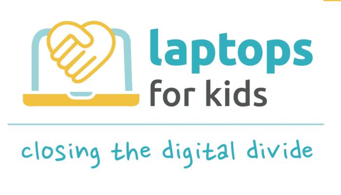 Laptops For Kids Logo